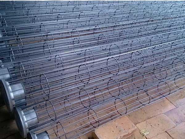 碳钢丝除尘袋笼